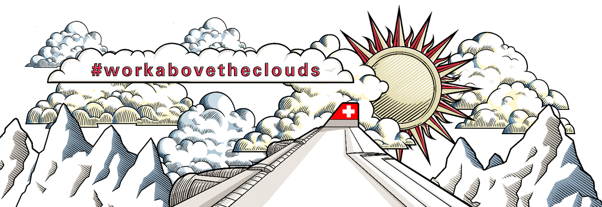 SWISS / Work Above The Clouds