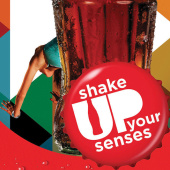 Coca Cola // Shake Up Your Senses