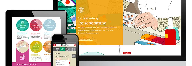 Protected: Rotpunkt Apotheken Website